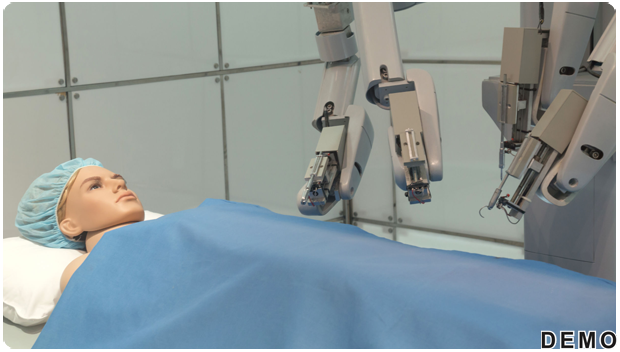Robotic Urology Surgery